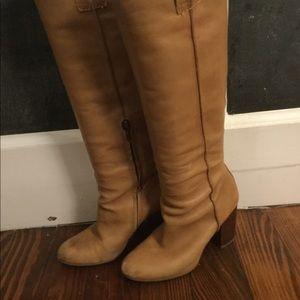Sam Edelman Foster tall block heel boots